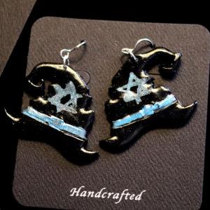 Fishwitch's Hat Earrings