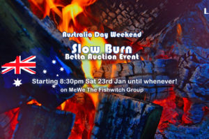 Slow Burn Event